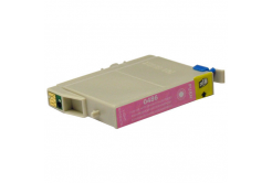 Epson T0486 svetle purpurová (light magenta) kompatibilná cartridge