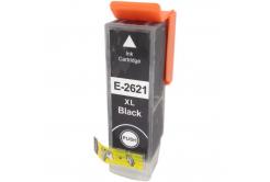 Epson T2621 XL čierna (black) kompatibilná cartridge