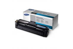 HP SU025A / Samsung CLT-C504S azúrová (cyan) originálny toner