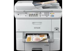 Epson tiskárna ink WorkForce Pro WF-6590DWF , 4v1, A4, 34ppm, Ethernet, WiFi (Direct), Duplex, NFC, 3 roky OSS po reg.