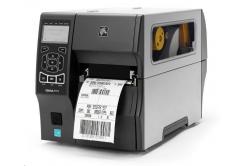 Zebra ZT410 ZT41043-T1E0000Z tlačiareň etikiet, 12 dots/mm (300 dpi), odlepovač, RTC, display, EPL, ZPL, ZPLII, USB, RS232, BT, Ethernet