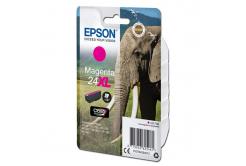 Epson originálna cartridge C13T24334012, T2433, 24XL, magenta, 8,7ml, Epson