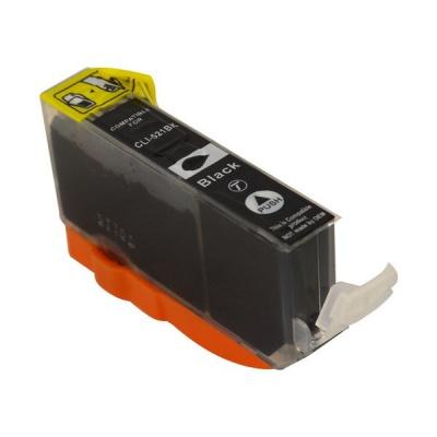 Canon CLI-521Bk čierna (black) kompatibilná cartridge