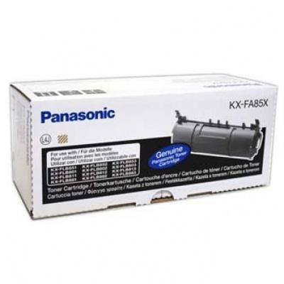 Panasonic KX-FA85X čierný (black) originálny toner