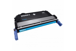 HP 643A Q5951A azúrový (cyan) kompatibilný toner