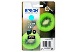 Epson 202 C13T02F24010 azúrová (cyan) originálna cartridge