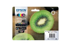 Epson 202XL C13T02G74010 multipack originálna cartridge