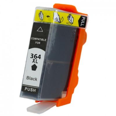 HP 364XL CN684E čierna (black) kompatibilna cartridge
