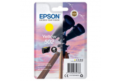 Epson 502 C13T02V44010 žltá (yellow) originálna cartridge