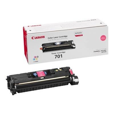 Canon EP-701 9289A003 purpurový (magenta) originálny toner