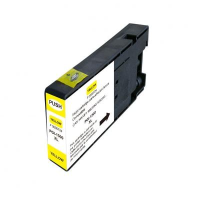 Canon PGI-1500XL žltá (yellow) kompatibilná cartridge