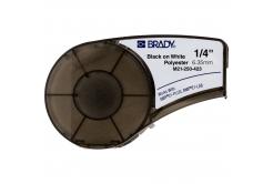 Brady M21-250-423 / 139754, polyester páska, 6.35 mm x 6.40 m