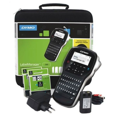Dymo LabelManager 280 S0968990 štítkovač s kufrom