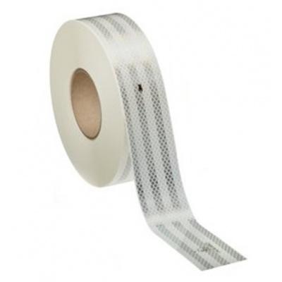 3M 983-10 Diamond Grade Reflexní pružná páska, bílá, šíře 55 mm, metráž
