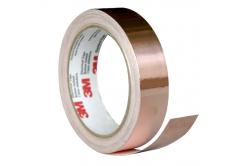 3M 1181 Měděná lepící páska, 15 mm x 16,5 m