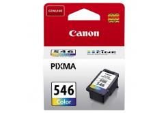 Canon CL-546 barevná (color) originálna cartridge