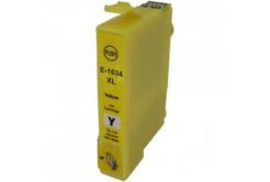 Epson T1634 XL žltá (yellow) kompatibilná cartridge