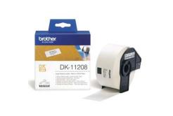 Brother DK-11208, 38mm x 90mm, originálna papierová role
