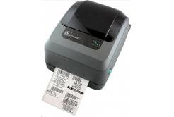 Zebra GX430T GX43-102420-000 TT tlačiareň etikiet, 300DPI, EPL2, ZPL II, USB, RS232, LAN