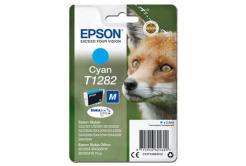 Epson originálna cartridge C13T12824012, T1282, cyan, 3,5ml, Epson Stylus S22, SX125, 420W, 425W, Stylus Office BX305