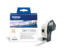 Brother DK-11204, 17mm x 54mm, originálna papierová role