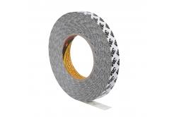 3M 9086 Oboustranně lepicí páska, 9 mm x 50 m, tl. 0,19 mm (černé logo)