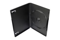BOX na 1 DVD čierný