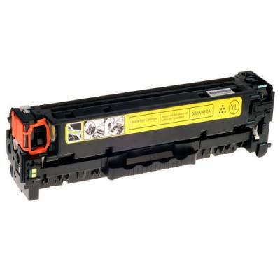 HP 304A CC532A žltý (yellow) kompatibilný toner