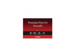 """Canon Premium Fine Art Smooth, foto papír, matný, bílý, imagePROGRAF PRO-1000, A2, 16.54x23.39"""", 310 g/m2, 25 ks, 1711C006, inkous"""