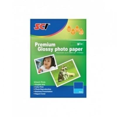 SCI GPP-260 Glossy Inkjet Photo Paper, 260g, 13x18cm, 20 listů, lesklý fotopapír