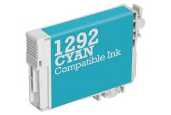Epson T1292 azúrová (cyan) kompatibilná cartridge