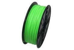 Gembird 3DP-ABS1.75-01-FG tisková struna (filament) ABS, 1,75mm, 1kg, fluorescenčná, zelená