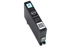 Dell 592-11816, WD13R azurová (cyan) originální cartridge