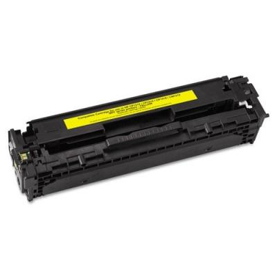 HP 125A CB542A žltý kompatibilný toner