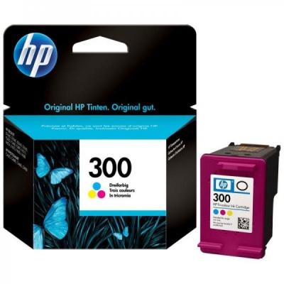 HP 300 CC643E farebná (color) originálna cartridge