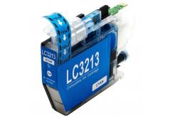 Brother LC-3213 azúrova (cyan) kompatibilna cartridge