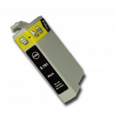 Epson T0791 čierna (black) kompatibilná cartridge
