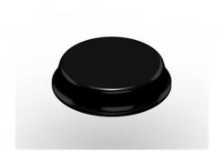 3M Bumpon SJ6344 černý, plato = 40 ks