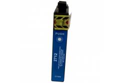 Epson T2712 azúrová (cyan) kompatibilná cartridge