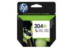 HP 304XL N9K07AE barevná (color) originálna cartridge