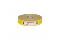 Zebra 10012718-2 Z-Band splash, náramkové pásky, žlutá
