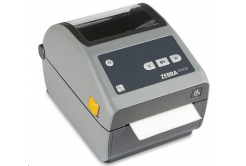 Zebra ZD620d ZD62042-D1EF00EZ tlačiareň etikiet, 8 dots/mm (203 dpi), odlepovač, RTC, EPLII, ZPLII, USB, RS232, Ethernet