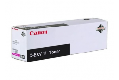 Canon C-EXV17 purpurový (magenta) originálny toner