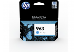 HP 963 3JA23AE azúrová (cyan) originálna cartridge