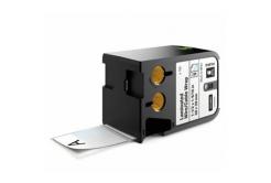 Dymo XTL 1868708, 38mm x 39mm, 150ks, čierna tlač/biely podklad, laminované originální štítky
