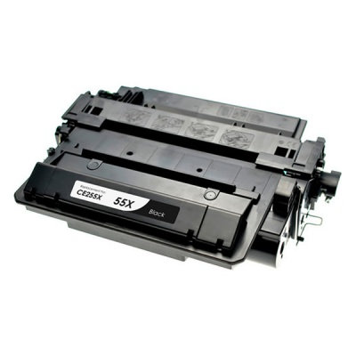 HP 55X CE255X čierny kompatibilný toner