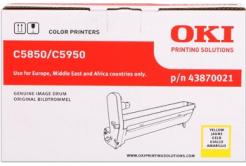 OKI 43870021 žltý (yellow) originálna valcová jednotka
