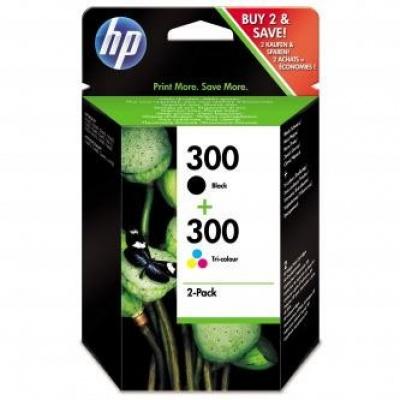 HP 300 CN637EE multipack originálna cartridge