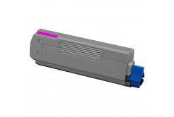 OKI 44315306 purpurový (magenta) kompatibilný toner