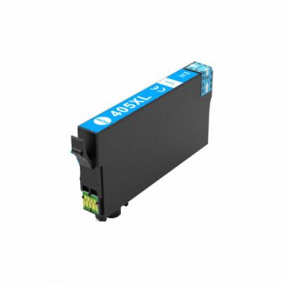 Epson 405XL T05H2 azúrová (cyan) kompatibilná cartridge